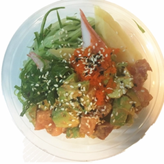 Foto poke bowl mix300gram